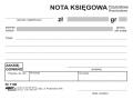 NOTA KSIĘGOWA (SAMOK.) 7100